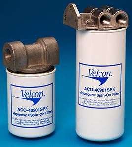 Aquacon spin filter